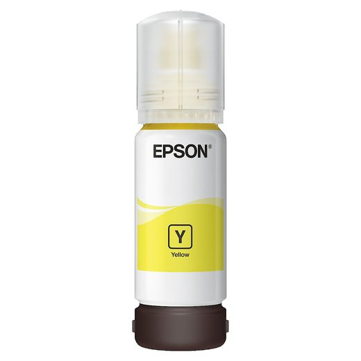 Mustepullo Epson 104 Yellow