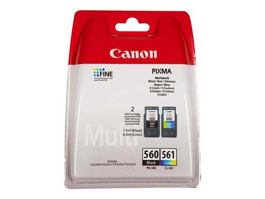 Mustekasetti - Canon CL-561 / CL-561 Multipack