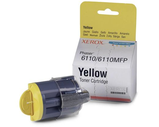Xerox Phaser 6110 Yellow