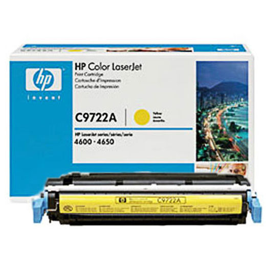 HP C9722A - HP 641A Yellow