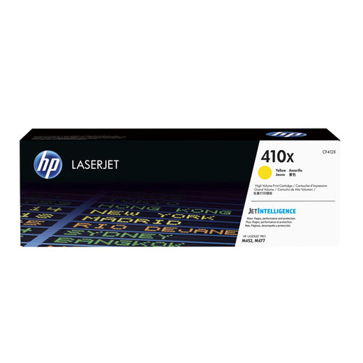 HP CF412X - HP 412X Yellow