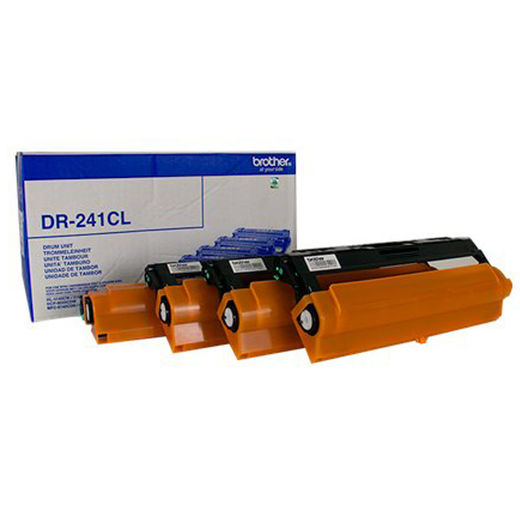 Rumpu Brother DR-241CL - 4 PAKKAUS
