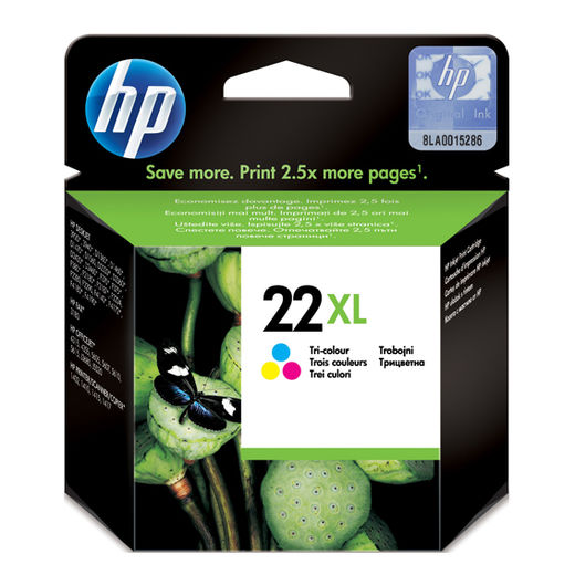 HP 22 - Color