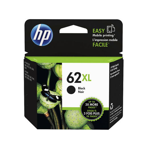 HP 62 XL - Black