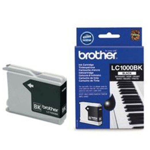 Mustekasetti - Brother LC1000 - Black