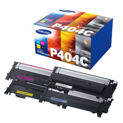 Samsung CLT-P404 - RAINBOW KIT