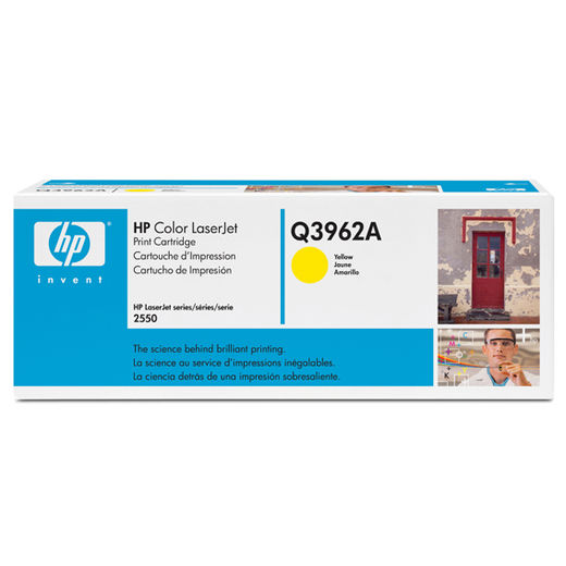 HP Q3962A - HP 122A Yellow